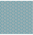 Retro floral seamless wallpaper background vector image vector image