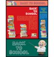 School Banner Set Part 3 vector image