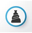 chacha icon symbol premium quality isolated vector image