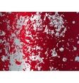 grunge texture metal background vector image vector image