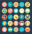 Medical Colored Icons 2 vector image vector image