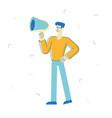 online public relations affairs concept male