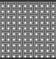 seamless pattern rectangular stripes vector image