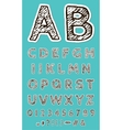 Sketch Paper Craft Font