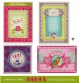 Asia vintage labels vector | Price: 3 Credits (USD $3)