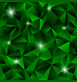 crystal textured abstract background vector image vector image