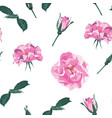 seamless pattern with briar vector image vector image