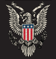 American eagle linework vector | Price: 3 Credits (USD $3)