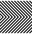 chevron line abstract pattern background vector image vector image