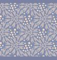 Dandelion polka dot seamless pattern