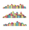 set of linear vector image