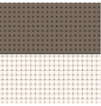 twor background Seamless vector image vector image