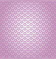 decorative pink color seamless pattern background vector image vector image
