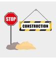 Construction design work icon repair concept vector image vector image