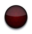 retro circles app icon vector image vector image