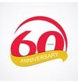 template logo 60 anniversary
