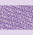 background in style pixel violet vector image vector image