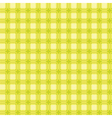green picnic cloth vector image vector image