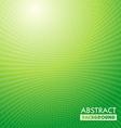 green waves Grid vector image vector image