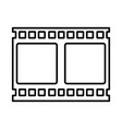 tape record isolated icon vector image vector image