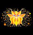 fantastic fox vector image vector image