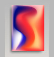 fume gradient vertical backdrop vector image vector image