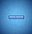 light blue denim texture vector image