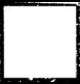 vintage frame texture vector image vector image