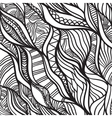 Abstract vawes pattern vector image vector image