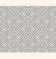 delicate seamless pattern ornament geometric vector image
