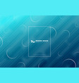 abstract blue color technology stripe line vector image vector image