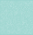 seamless pattern white drops on blue background vector image