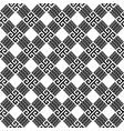 meanders black and white geometric seamless vector image