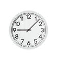 clock face vector image vector image