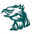 Eagle symbol vector image vector image