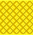 seamless geometric square pattern design vector image vector image