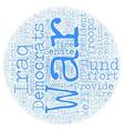 Unique Baby Names text background wordcloud vector image vector image