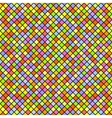 Multicolored tiles vector image