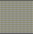 rows of lime white and charcoal vector image