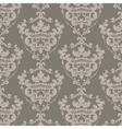 Vintage Damask Elegant Royal ornament pattern vector image vector image
