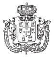 Crown crest