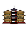 japan related icon image vector image