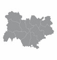 auvergne-rhone-alpes administrative map