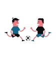 Boy cartoon Kids design graphic vector image vector image
