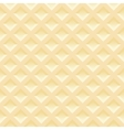 Seamless pattern of Belgian wafers Gentle light vector image vector image