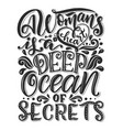 hand drawn romantic typography poster lovely vector image