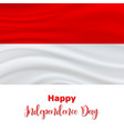 17 august indonesia independence day background