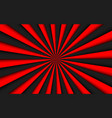 black and red abstract background vector image vector image