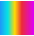 rainbow background vibrant gradient vector image vector image