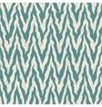 seamless hand drawn zig zag lines grunge vector image